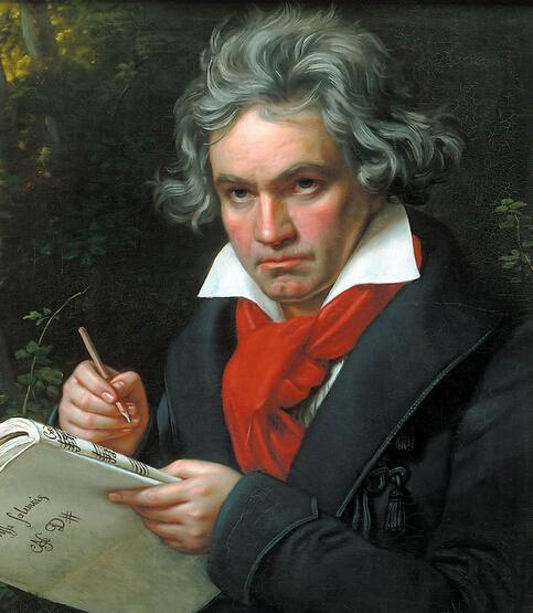 《贝多芬之吻》作品简介及读书笔记心得