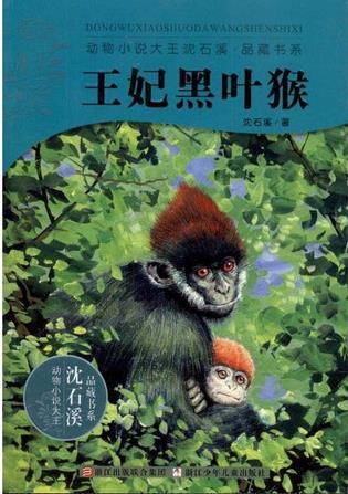 《王妃黑叶猴》作品推荐内容简介及经典段落摘抄