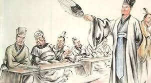 《三国演义》读后感700字:舌战群儒